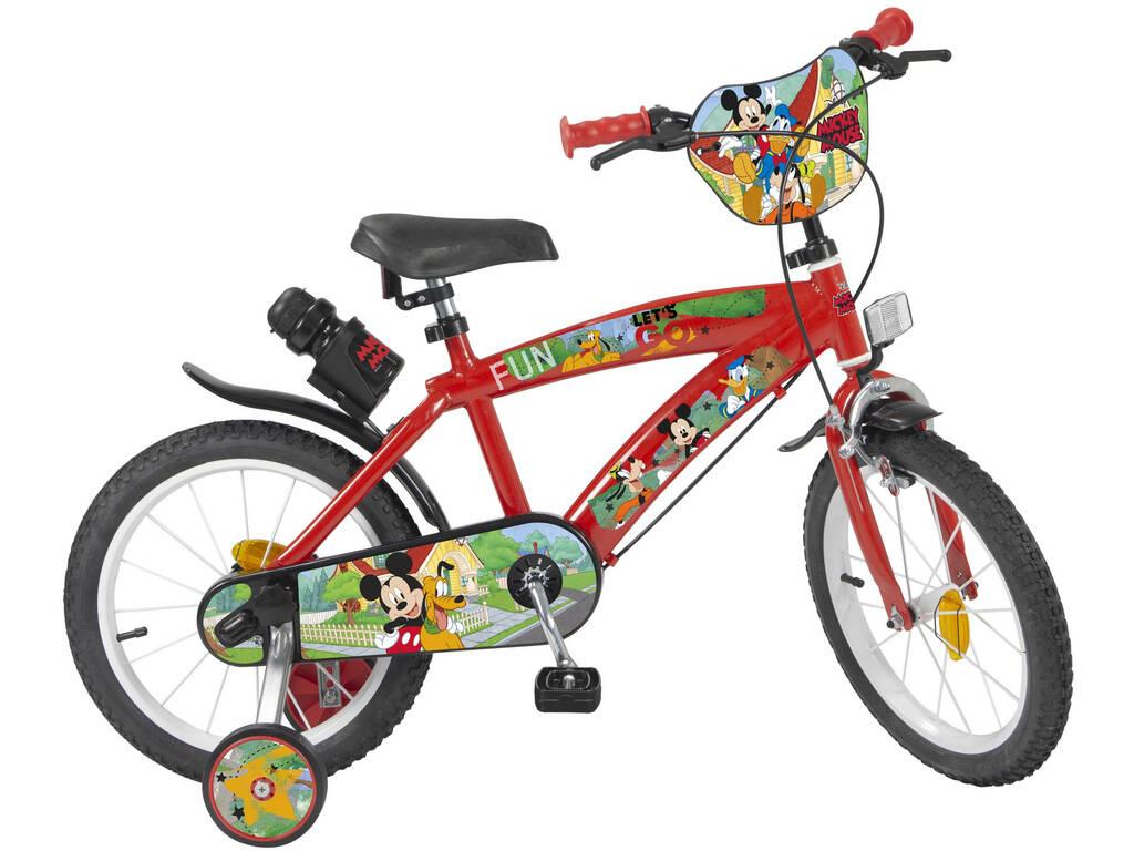 Bicicleta 16 Mickey Mouse 620