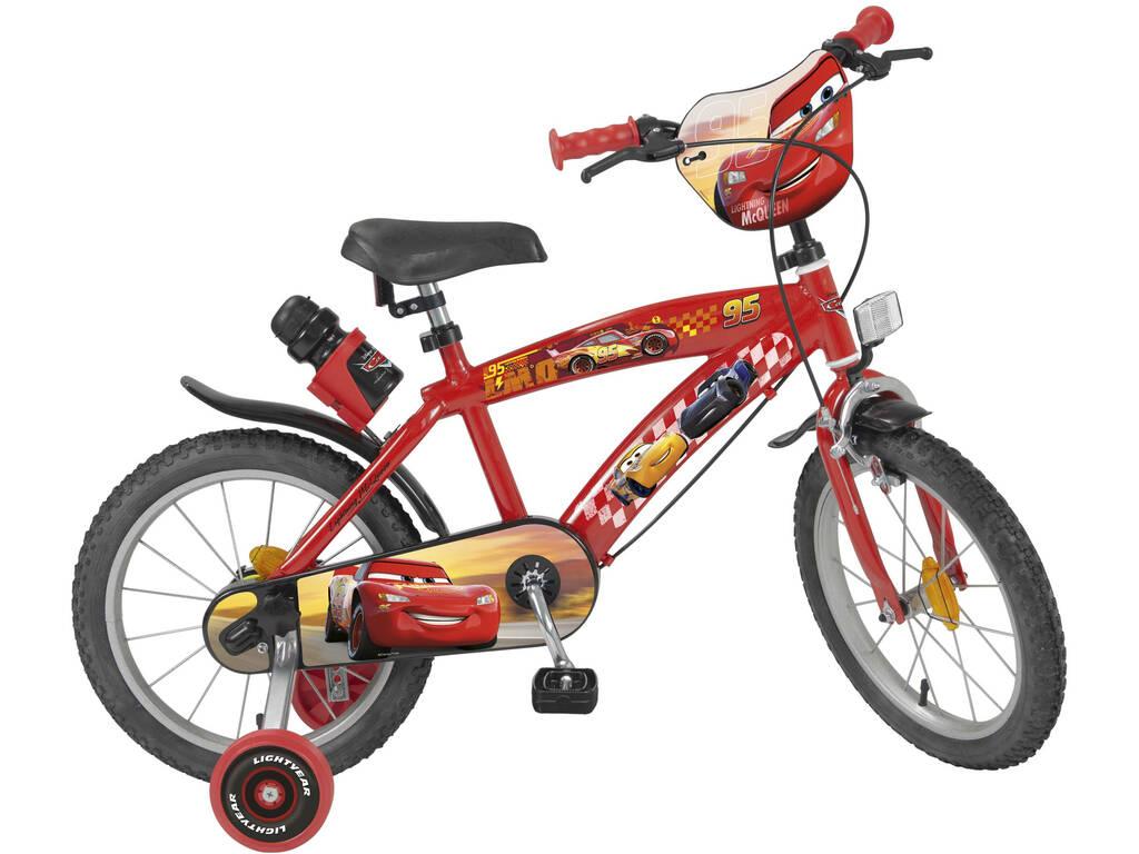 Bicicleta 16 Cars Toimsa 756