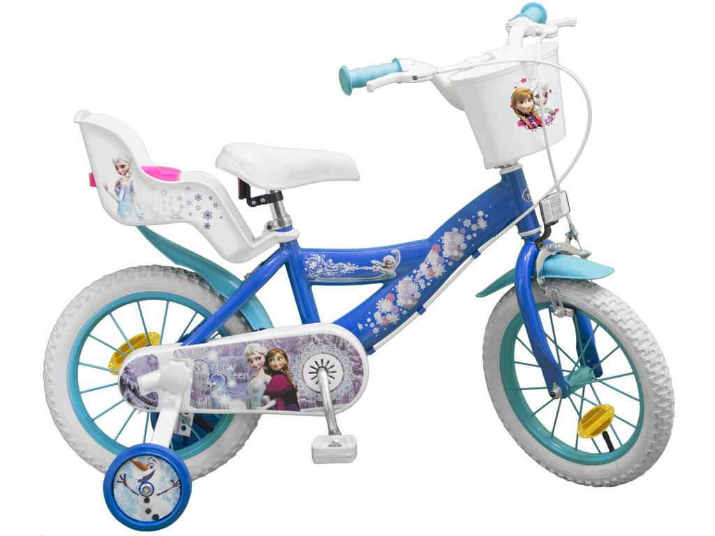 Bicicleta Frozen 14 Toimsa 687