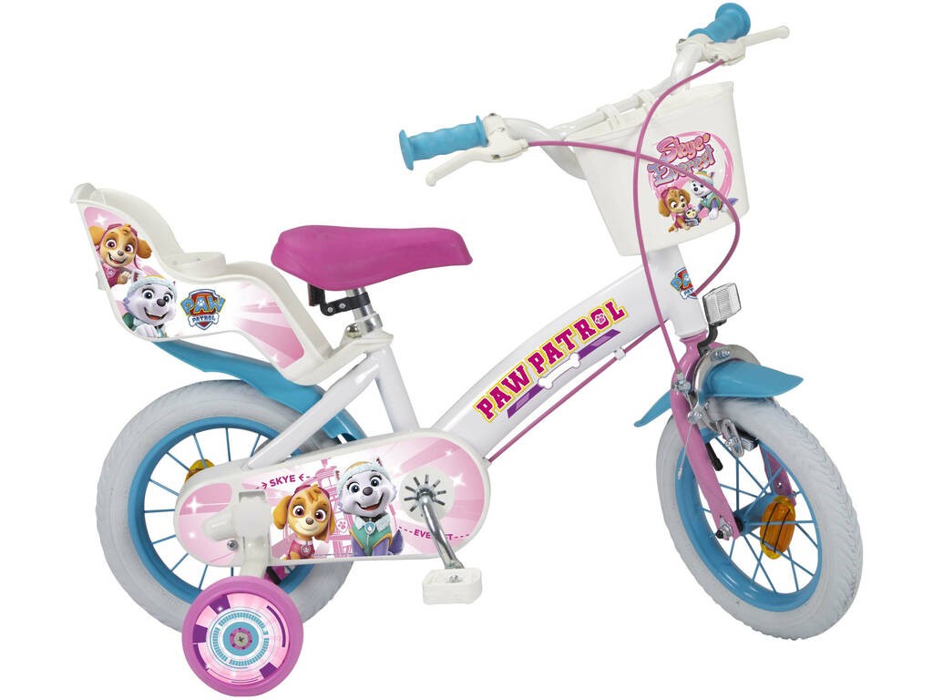 Bicicleta Paw Patrol Skye 12 Toimsa 1281