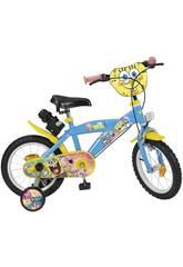 Vélo Bob El'Éponge 14 Pouces Toimsa 1447