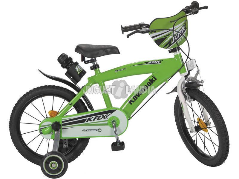 Bicicleta Kawasaki KRX 16 Toimsa 1696