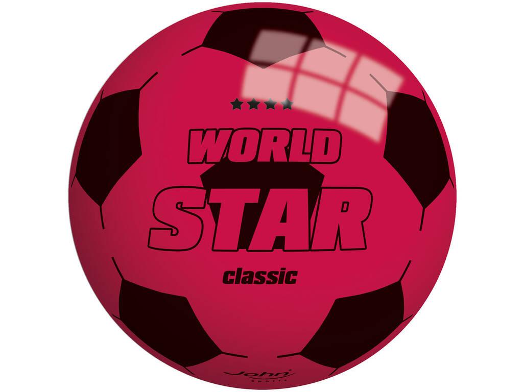 Balón Fútbol PVC 22 cm. Smoby 50601
