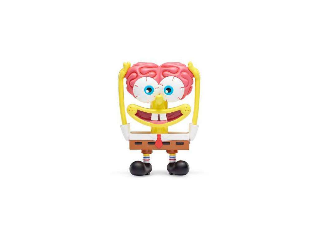 Bob l'Éponge Figurine Collection B-Movie Bandai 690705