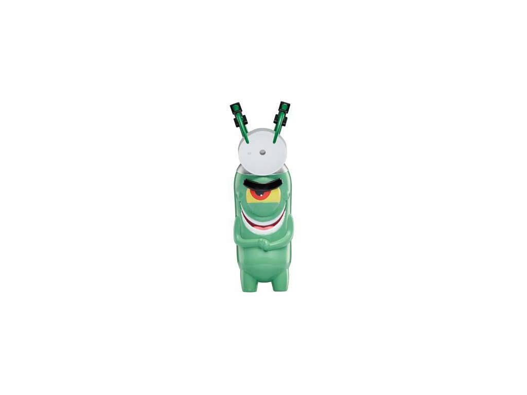 Bob Esponja Figura Colección Plankton B-Movie Bandai 690706