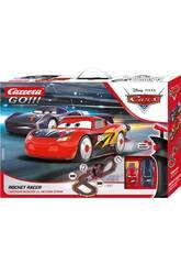 Circuito Cars Rocket Racer Faísca e Storm 5.3 m. com Luzes Corrida 62518
