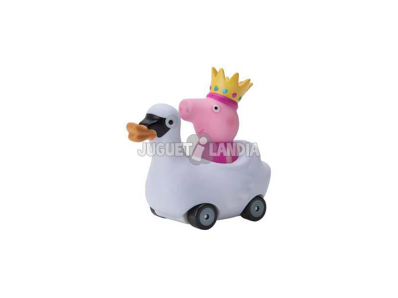 Peppa Pig Mini Buggy Princesa Bandai 97023