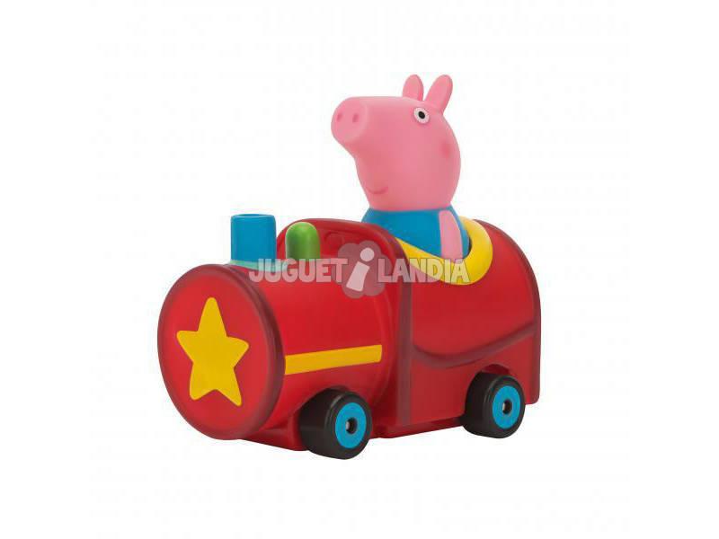 Peppa Pig Mini Buggy George Tren Bandai PEP0667