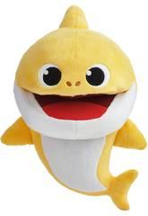 Baby Shark Marionete Cantora Baby Shark Bandai SS01003