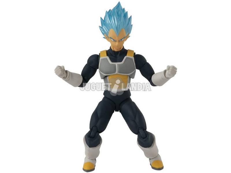 Dragon Ball Super Evolve Figura Vegeta Super Saiyan God Bandai 36272
