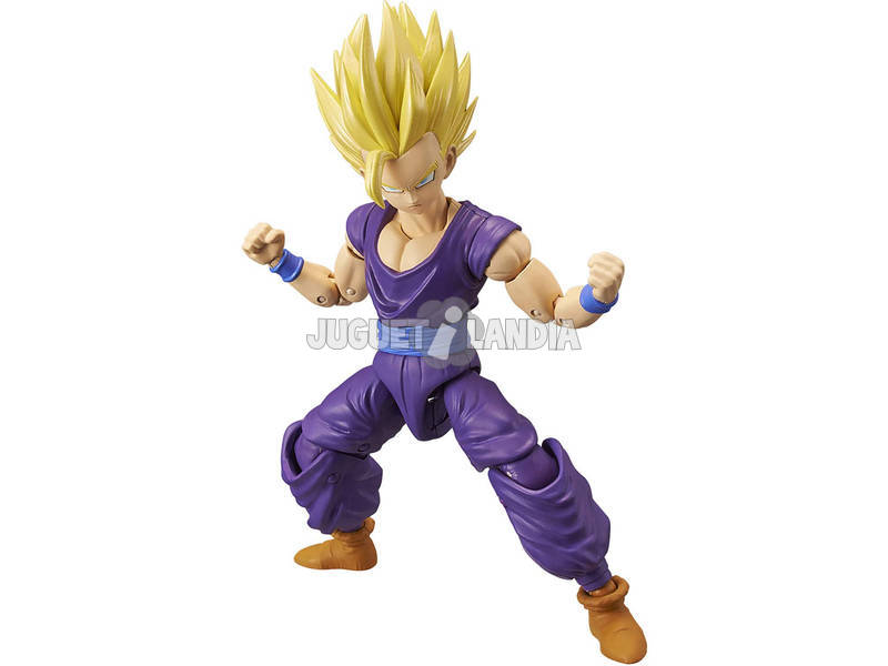 Dragon Ball Super Figura Deluxe Super Saiyan 2 Gohan Bandai 36186