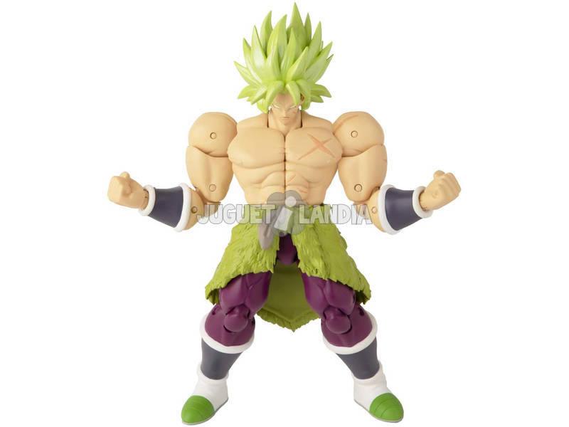 Dragon Ball Super Figura Deluxe Super Saiyan Broly Bandai 36190