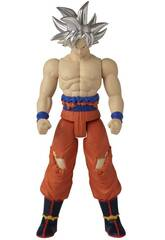Dragon Ball Super Limit Breaker Series Figura Goku Ultra Instinto Bandai 36734