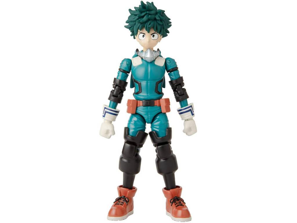 My Hero Académie Figurine Anime Heroes Midoriya Izuku Bandai 36911