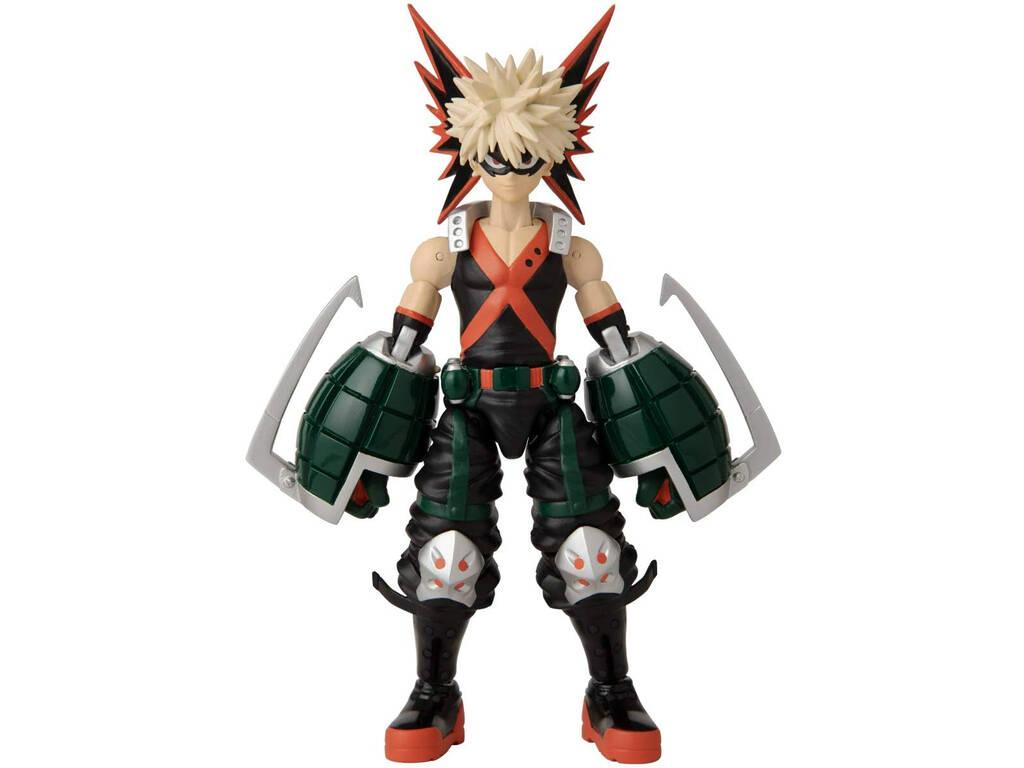 My Hero Académie Figurine Anime Heroes Bakugo Katsuki Bandai 36912
