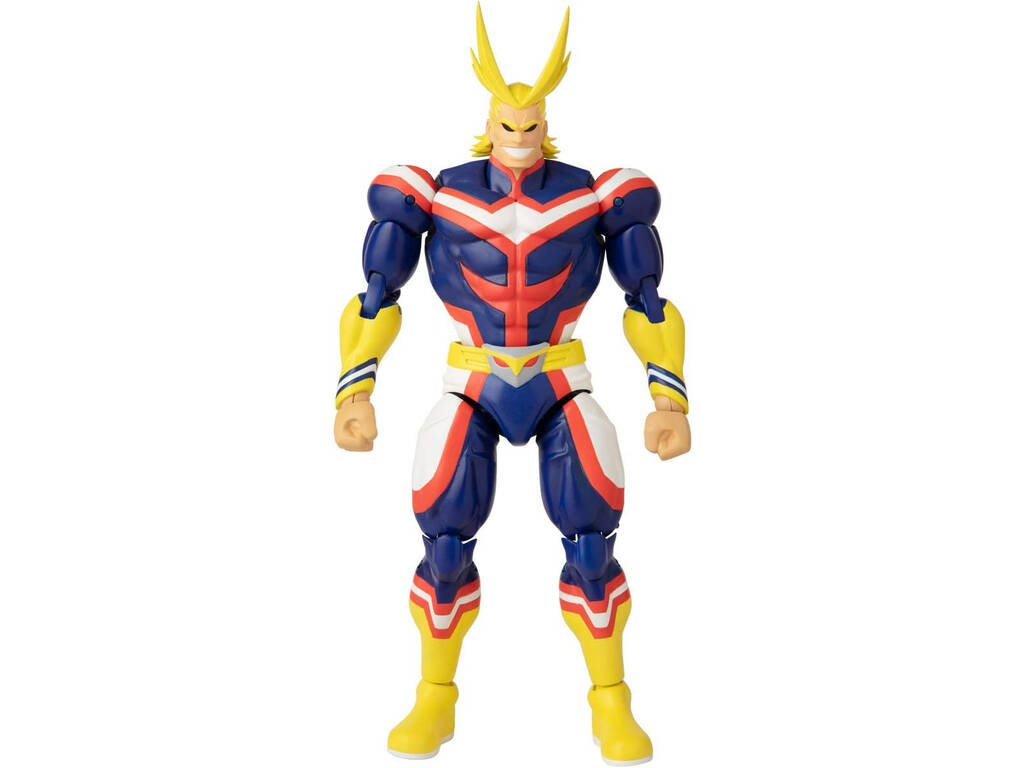 My Hero Academia Figura Anime Heroes All Might Bandai 36913