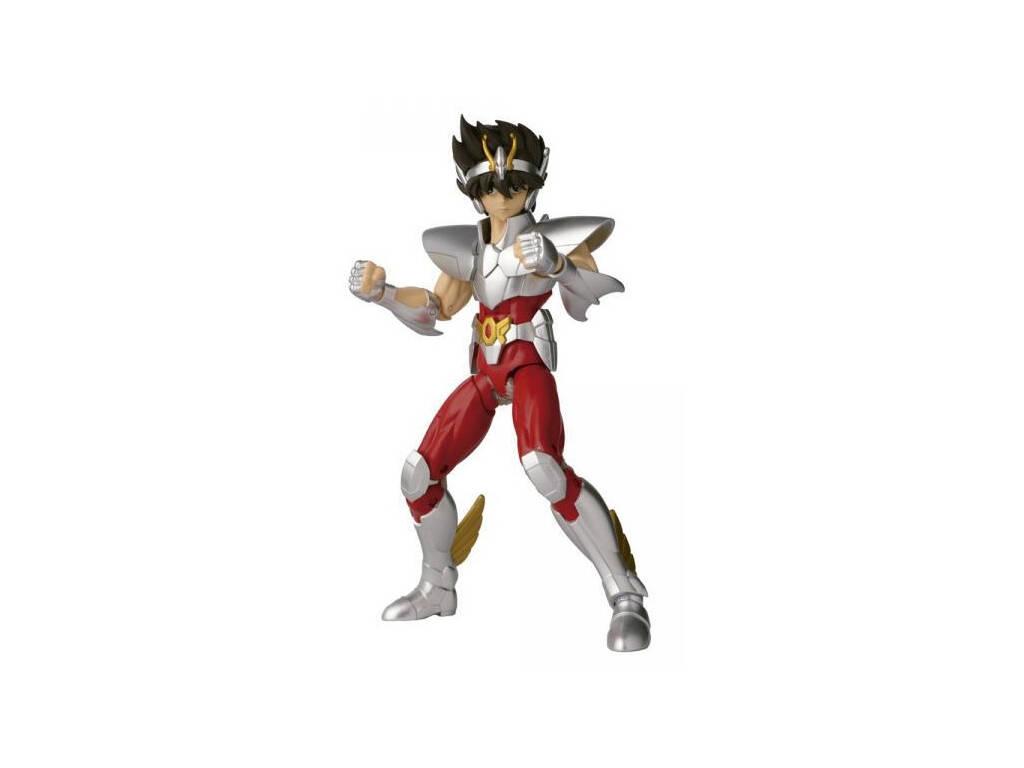 Chevaliers du Zodiaque Figurine Anime Heroes Pegasus Seiya Bandai 36921