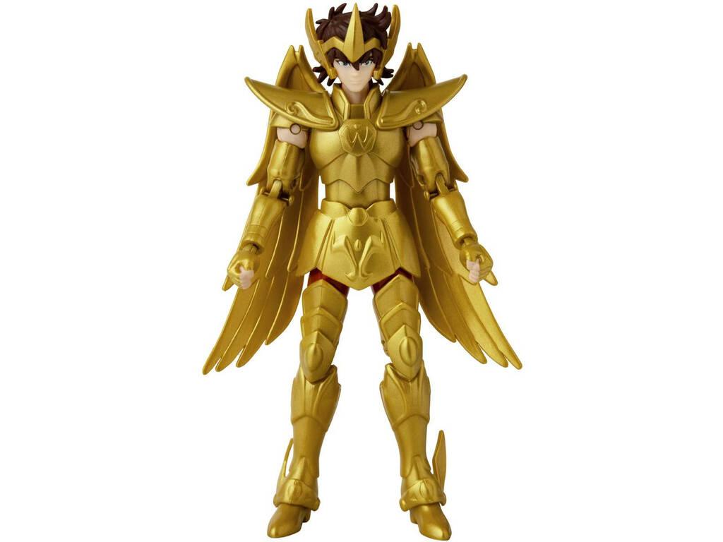 Chevaliers du Zodique Figurine Anime Heroes Sagittarius Aiolos Bandai 36923