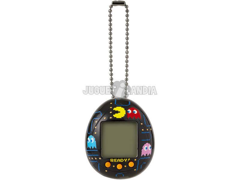 Tamagotchi Pac-Man Negro Bandai 42857