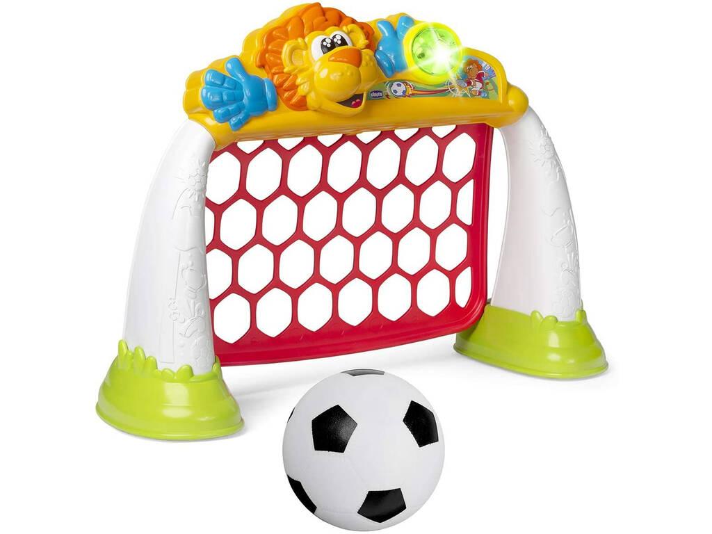 Gol League Pro 2 en 1 Chicco 9838
