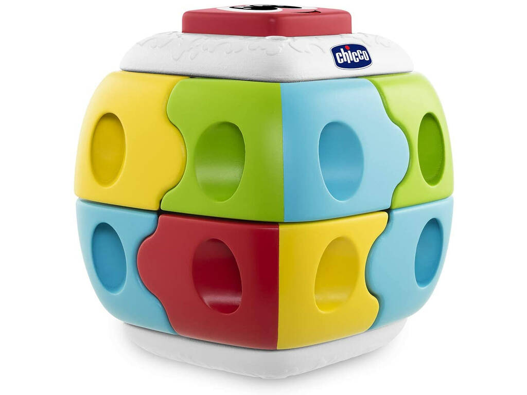 Q-Bricks 2 en 1 Chicco 10061