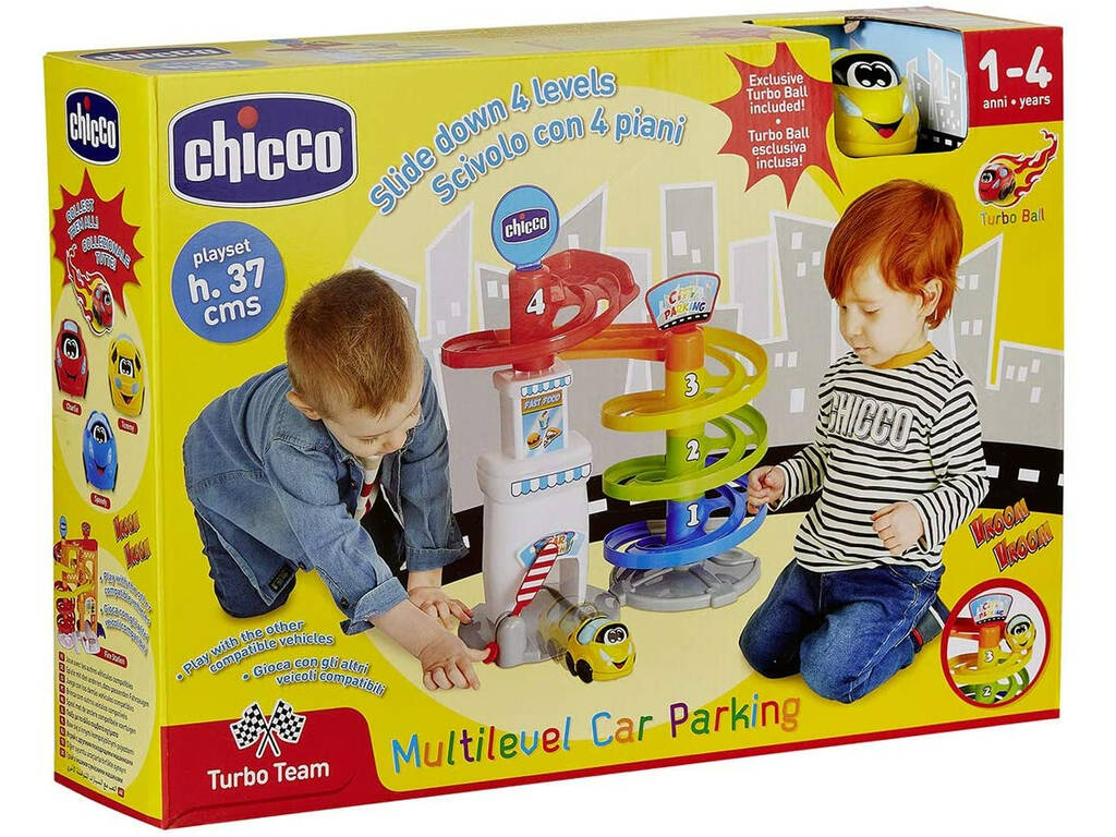 Parking Turbo Touch Chicco 010001