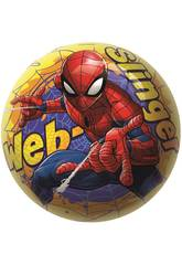 Balón 23 cm. Spiderman Ultimate Mondo 2503