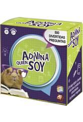 Juego de Mesa Adivina Quien Soy Cefa Toys 21862