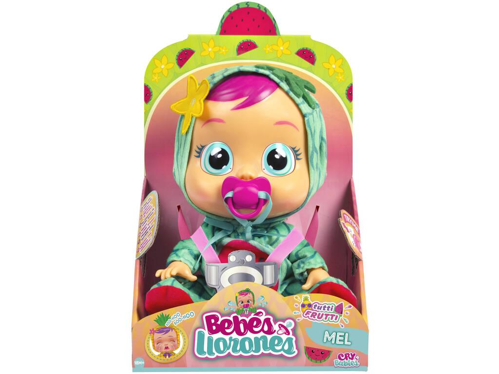 Bébés Pleureurs Tutti Frutti Mel Pastèque IMC Toys 93805