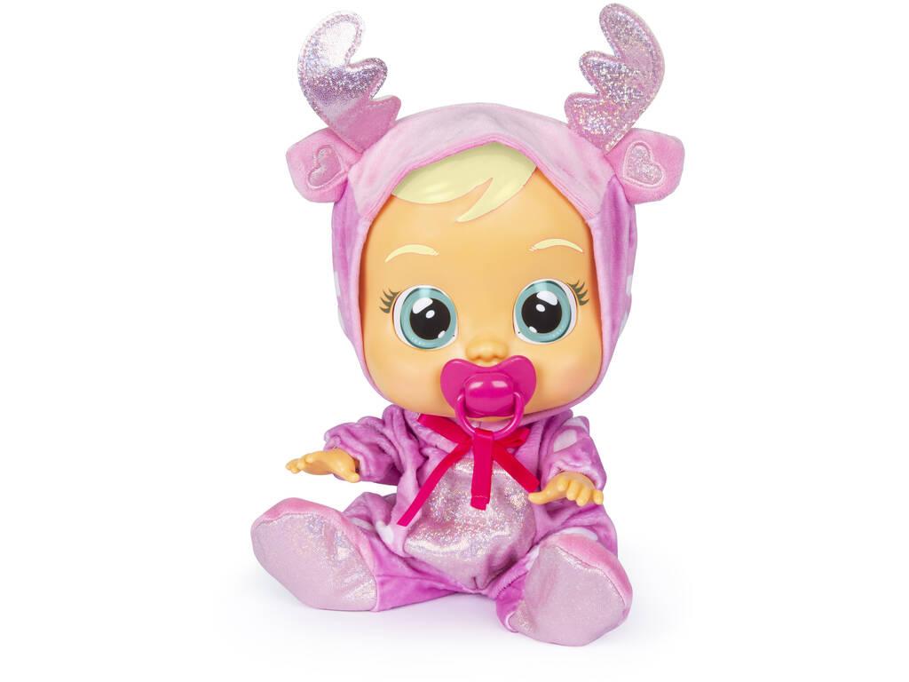 Bébés Pleureurs Pijama Fantasy Renne IMC Toys 93713
