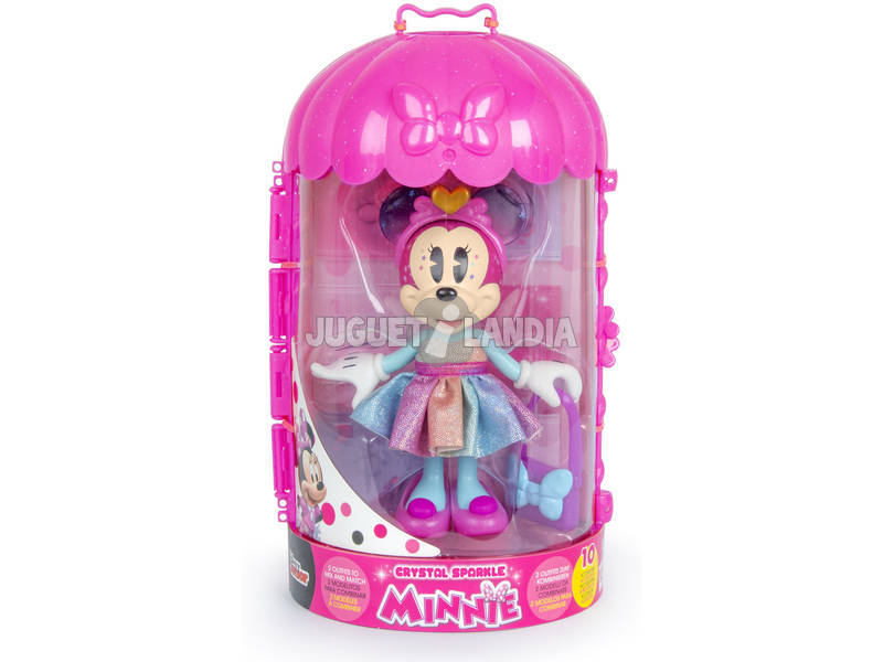 Minnie Fashion Doll Kristal IMC Toys 185937