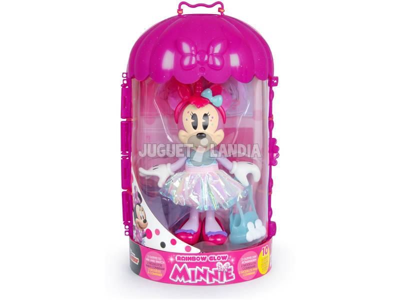 Minnie Fashion Doll Rainbow IMC Toys 185951