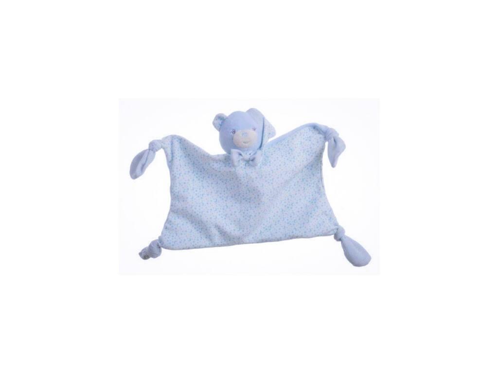 Dou Dou Osito Sweet Estrellitas Azul 23x30 cm. Creaciones Llopis 25455