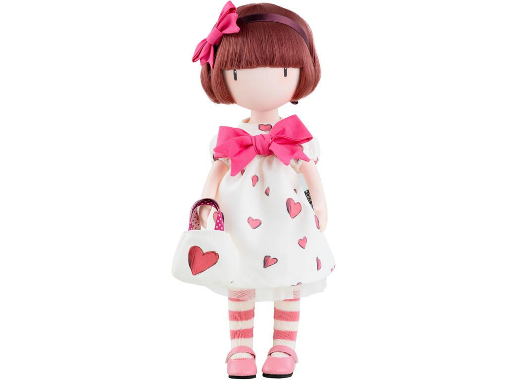 Muñeca 32 cm. Gorjuss de Santoro Little Heart Paola Reina 04921