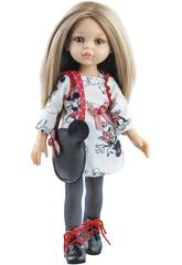 Bambola 32 cm. Carla Las Amigas Paola Reina 4437