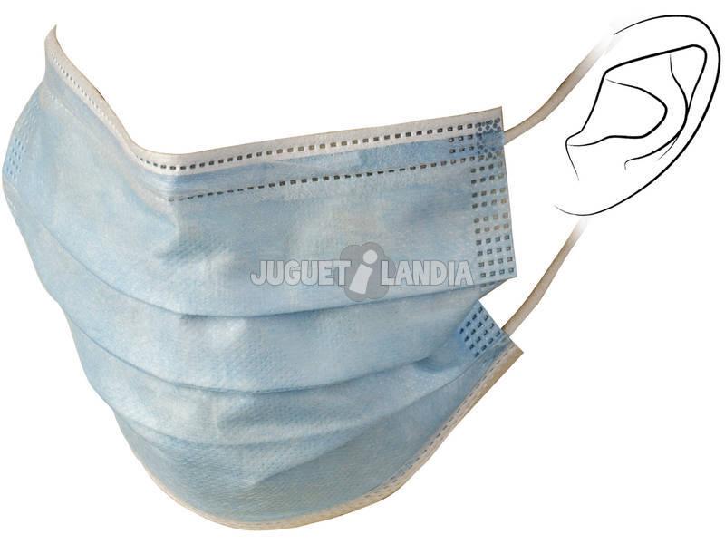 Mascarilla Daily Protective Mask Pack 10 Unidades