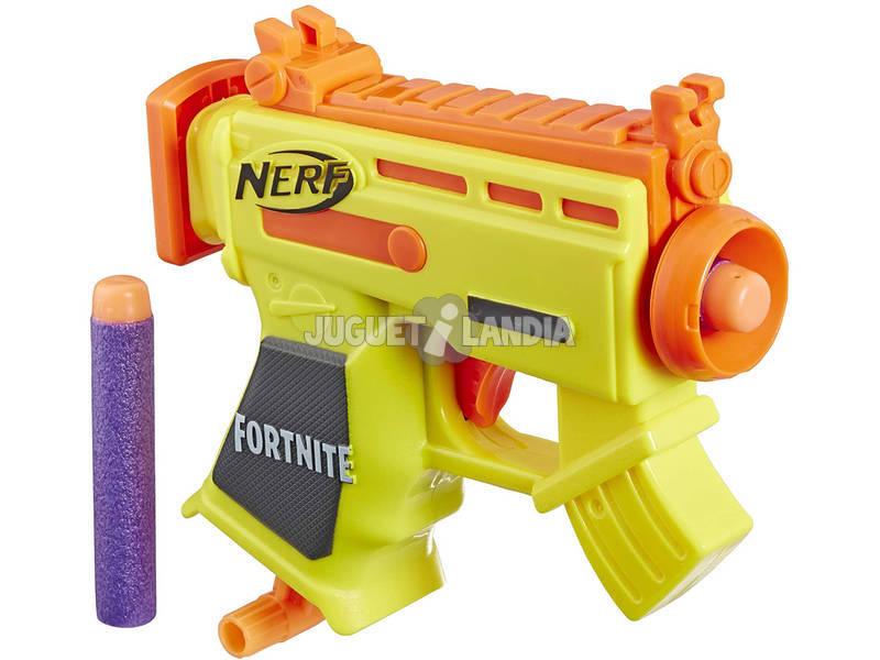 Nerf Fortnite Microshots Micro AR-L Hasbro E6750
