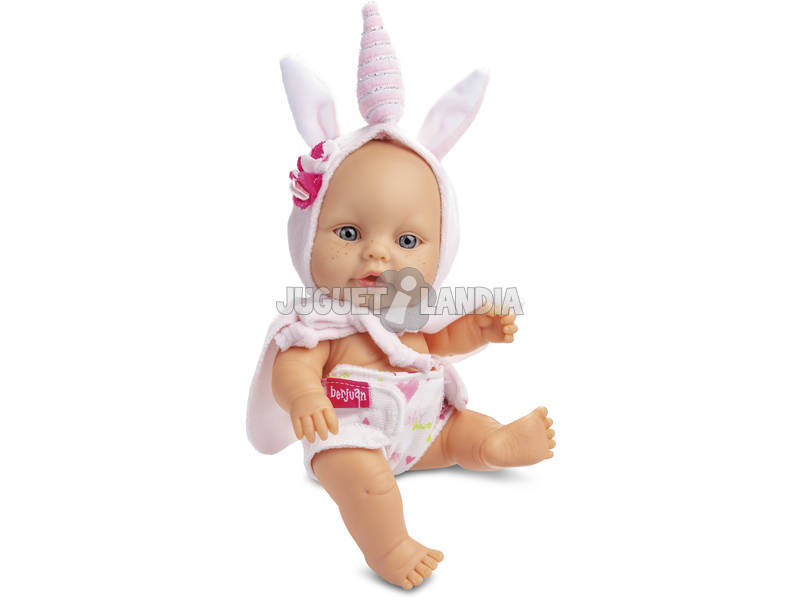 Mosqui Dolls Muñeco Unicornio 20 cm. Berjuan 50300