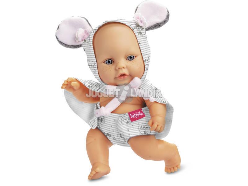 Mosqui Dolls Muñeco Ratita 20 cm. Berjuan 50302