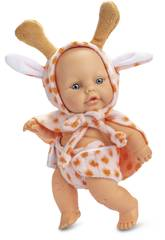 Mosqui Dolls Pupazzo Giraffa 20 cm. Berjuan 50303