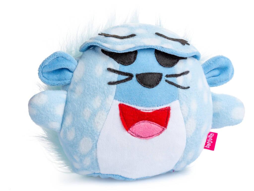 Mosqui Dolls Peluche Erizo Azul 17 cm. Berjuan 50202