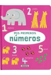 Aprendizaje Temprano Mis Primeros Numeros Susaeta S5098002
