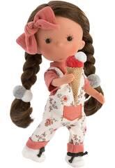 Muñeca Miss Minis Bella Pan 26 cm. Llorens 52601
