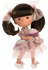 Muñeca Miss Minis Sara Pots 26 cm. Llorens 52603