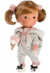 Bambola Miss Minis Pixi Pink 26 cm. Llorens 52606