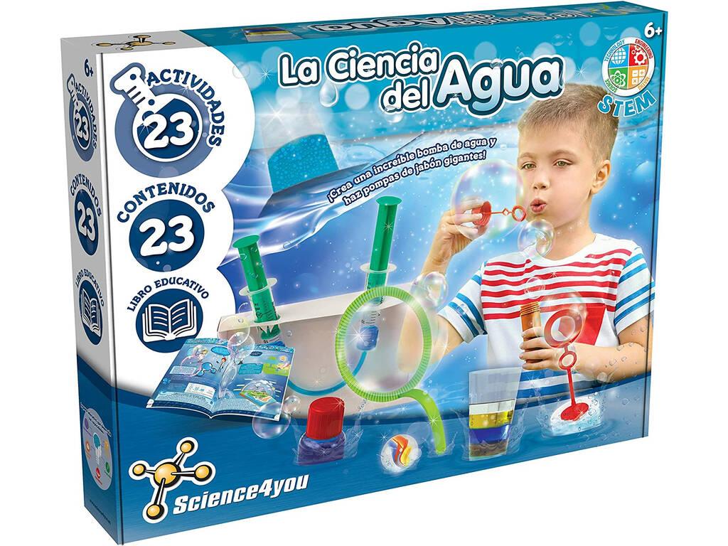 La Ciencia del Agua Science4You 80002203