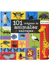 101 Imágenes de Animais Selvagens Susaeta S5079001