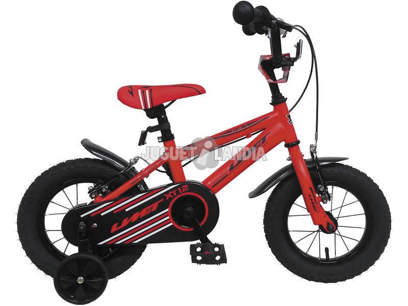 Bicicleta 12 XT12 Roja Umit 1270-1