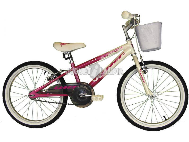 Bicicleta XT20 Rosa Umit 2070-35