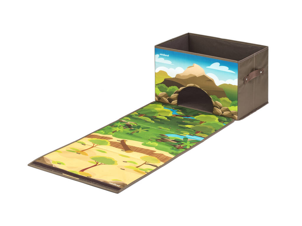 Forest & Jungle Box Miniland 97098